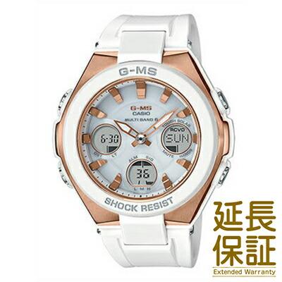 CASIO カシオ 腕時計 MSG-W100G-7AJF レディース BABY-G ベビージー ソーラー電波