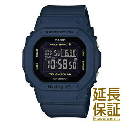 CASIO カシオ 腕時計 BGD-5000-2JF レディース BABY-G ベビージー 電波ソーラー