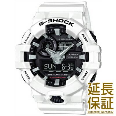 CASIO カシオ 腕時計 GA-700-7AJF メンズ G-SHOCK ジーショック アナデジ