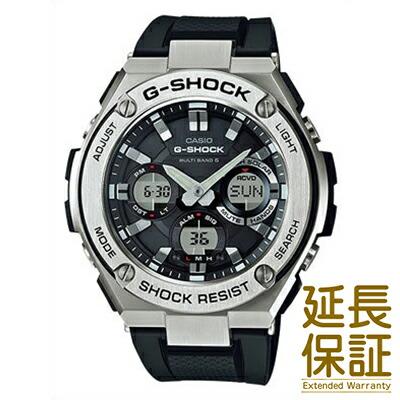 CASIO カシオ 腕時計 GST-W110-1AJF メンズ G-SHOCK ジーショック G-STEEL Gスチール ソーラー