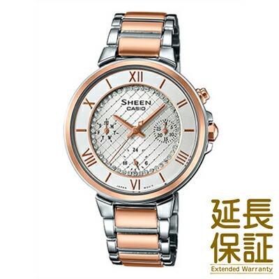 12/中旬~末発送予定 CASIO カシオ 腕時計 SHE-3040SGJ-7AJF レディース SHEEN シーン