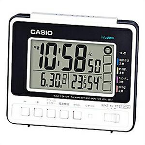 CASIO カシオ クロック DQL-250J-7JF 電波時計 目覚まし時計