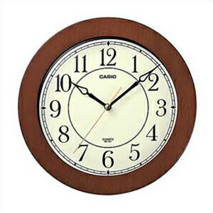 CASIO カシオ クロック IQ-131-5JF 掛時計