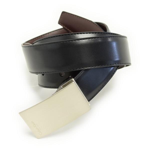 Calvin Klein カルバンクライン CKC D45 リバーシブルベルト Black/Brown ブラック/ブラウン