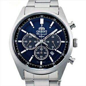 ORIENT オリエント 正規品 腕時計 WV0021TX メンズ Neo70's ネオセブンティーズ クロノグラフ