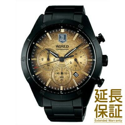 【予約受付中】【10/07~発送予定】WIRED ワイアード 腕時計 AGAT717 メンズ WIRED×JUSTICE LEAGUE限定モデル