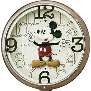 SEIKO セイコー クロック FW576B 掛時計 ディズニー ミッキーマウス