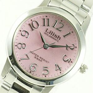 リリッシュ 腕時計 Lilish 時計 正規品 シチズン CITIZEN H997-901 レディース ソーラー電波