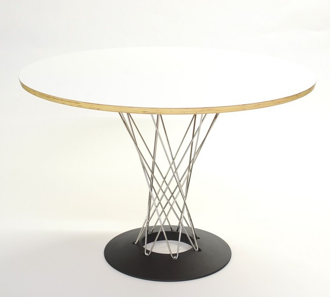 Isamu Noguchi Dining Table As International Trade Cyclone Table Said