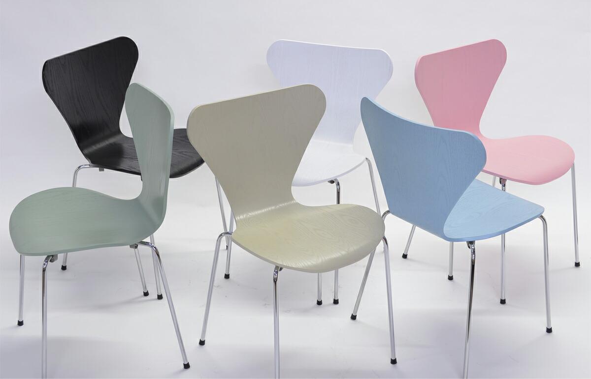 雅各布森七把椅子