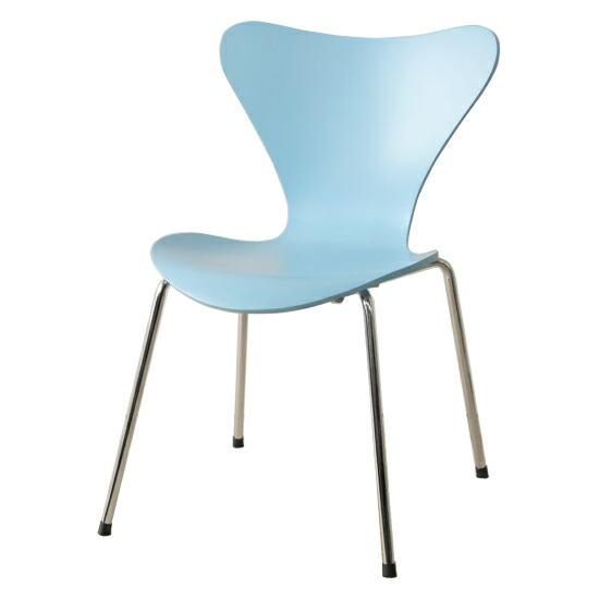 雅各布森七把椅子绿色石灰