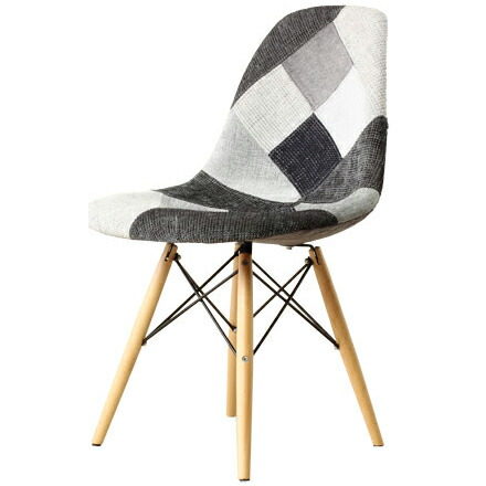 Chaoscollection rakuten global market eames dsw for Chaise eames dsw style patchwork