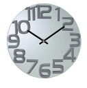 George Nelson mirror wall clock clock