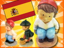 Spain Catalan real! ○ ○○ カガネル ( Caganer) doll children's version 2 pieces