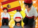 Spain Catalan real! ○ 00 kaganer ( Caganer ) puppet