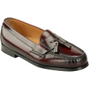 ( Cole Haan ) Cole Haan pinch tassel Burgundy mens shoe