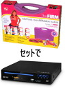 Longing body with aerobic exercise! ザファーム DVD 4-disc region-free DVD players set player may differ from photo and look.