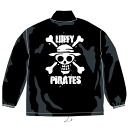 One piece Luffy pirates windbreaker