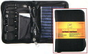 iPhone, iPod Nano, iPod Video, iPod touch support! Solar cell solar charger with connector