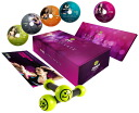Fun with Zumba (ZUMBA) DVD-5 disc Latin rhythm workout properly