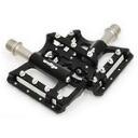 "wellgo ""C234MG/b' C234MG light magnesium pedals black [125-00093]"