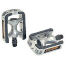 GIZA PRODUCTS ( ghisaproducts ) PDL11701 PDL117 pedals silver [PDL11701]
