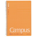 ◆ ◆ Campus twin ring notes with dots border A notebook,-T135AT
