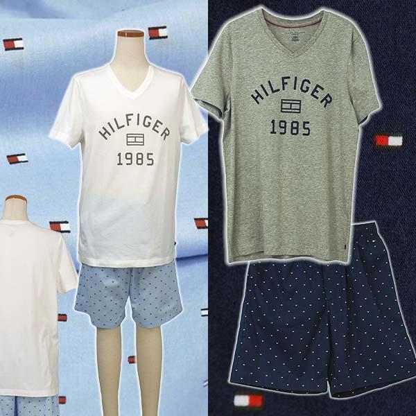 Tommy Hilfiger 半袖、短パン、パジャマセット