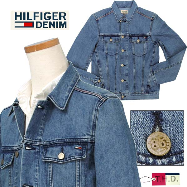 Tommy Hilfiger デニム ジャケット