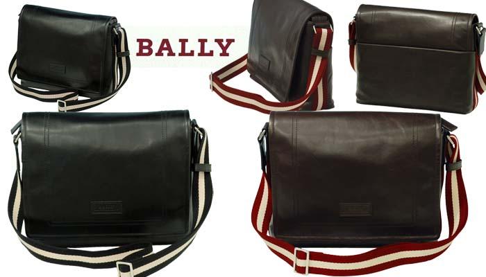 【BALLY】バリー TEPOLT メッセンジャーバッグ