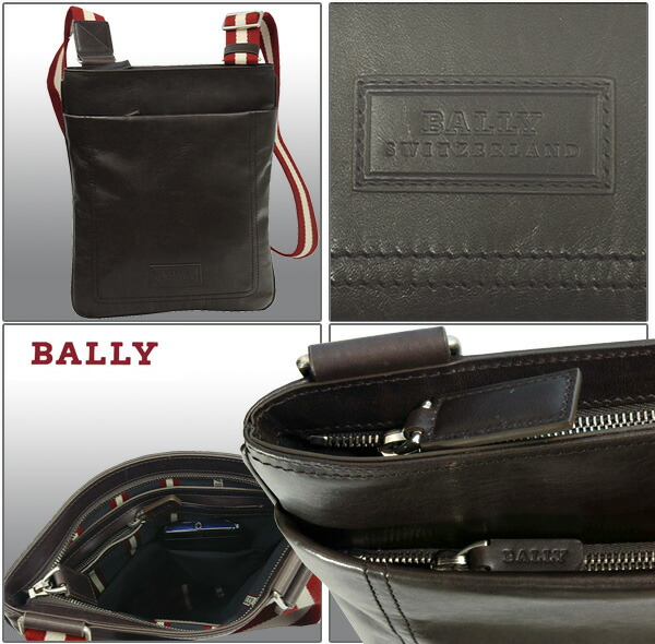BALLY TERINO メッセンジャーバッグ