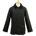 BARBOUR/ vav Amen quilting jacket black LIDDESDALE [リッズデイル] MQU0001 BK91 BLACK