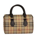 BURBERRY / Burberry women's handbags classical check LL LG CHESTER HYM 3460094 HM1415 2070T CLASSIC CHECK / CHOCO BURBERRY ばーばり-BA - Bali -