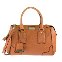 BURBERRY / Burberry bag ladies 2-WAY handbag dark orange SM GLADSTONE 3950529 AAVTY 22130 COPPER ORANGE