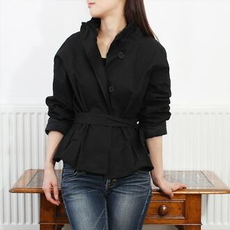 Isabelmarant 伊莎貝爾 MARANT 夾克婦女夾克黑色 VE0420 15P021I 01BK 黑色