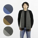JOHNSTONS and johnstons woolen scarf MERINO WOOL SCARF WB000662 3 colors