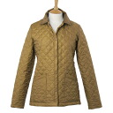 LAVENHAM ( lavenham ) ladies Quilted Jacket オークブラウン SHOTLEY UK281213 0817 / 22116 OAK/RED LAVENHAM et Ben grazing lavenham fs3gm