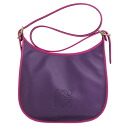 Loewe /LOEWE bags SOFFIA [Sofia] shoulder bag purple SOFIA BAG 312 75 H80 6100 PURPLE LOEWE ro no mildew LOEWE back bag