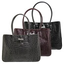 Bag Longchamp ROSEAU CROCO SHOPPING tote bag 2686 158 LONGCHAMP