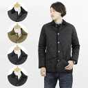 MACKINTOSH/ Macintosh men quilting jacket WAVERLY [Waverley] black 7163EP BLACK