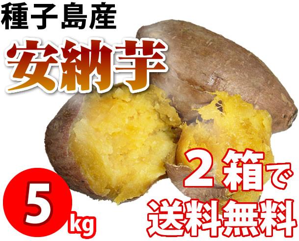 種子島産安納芋
