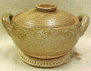 ★ hase pottery IGA-yaki miso soup pot (large) negative ion i cooker, 10% off ★