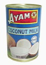 GABAN AYAM coconut milk Coconut Milk 4, can 400 ML