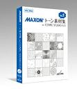 Maxon tone materials collection for Comic Studio4.0Vol.1