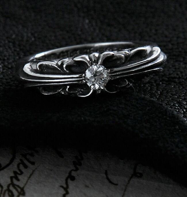 CHROME HEARTS クロムハーツ Ring リング ダイヤモンド