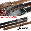 FLUCO Horween Shell Cordovan NATO Leather Watch Strap