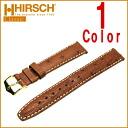 ◆ for HIRSCH Hirsch ゴールドオーストリッチ wrist watch, watch belts, watch bands 16 mm20mm