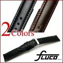 ◆ フルーコ FLUCO ◆ London Bridle Leather London bridle & leather watch, belt watch, watch band 18 mm 20 mm22mm