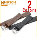 ◆ HIRSCH Saddle Hirsch saddle pigskin leather watch for and watch belt watch band 18 mm20mm