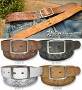 ネイティブステッチ ★ leather belt!